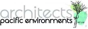 Pacific Environments Architects logo
