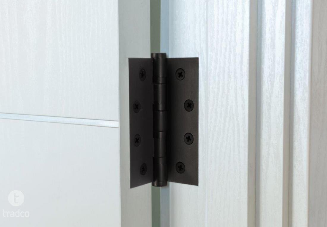 Matt Black Ball Bearing Hinge