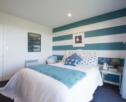 How To Make Small Space Seem Bigger Colour Resene Horizontal Stripes