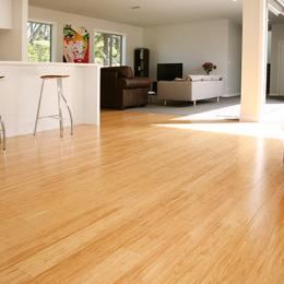 Natural Compressed Bamboo Flooring